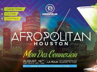 Drumpulse Entertainment presents Afropolitan