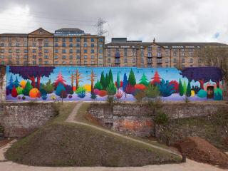 Nicolas Party, Landscape, 2013