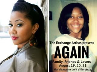 The Exchange Artists presents Again- Family, Friends, and Lovers