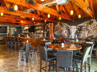 Revelry kitchen bar presents 1st anniversary party event
