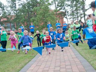 Children's Tumor Foundation presents Houston NF Walk