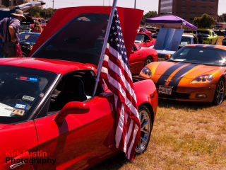Longhorn Corvette Club presents Operation American Muscle Car Show