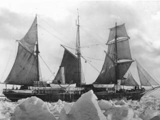 Houston Maritime Museum presents Voyage to Antarctica: Ernest Shackleton Explorer Extraordinaire