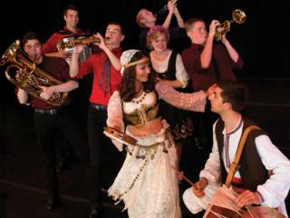 Indo-American Association presents Tamburitzans: The Gypsy Caravan