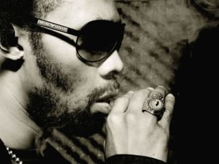 RZA rapper from Wu Tang Clan