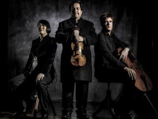 Triple Take on Chaminade & Brahms