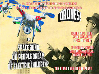 Amatol Productions presents Space Junk: Do People Dream of Electric Children?