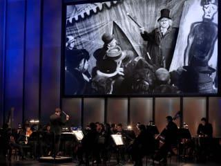 Dallas Chamber Symphony presents UnSilent Film