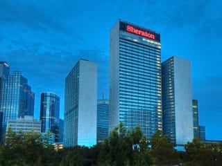 Sheraton Dallas Hotel presents Haunted Hotel Halloween Party