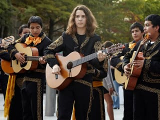 Dallas Arts District presents Fall Block Party   Mexican Independence Day