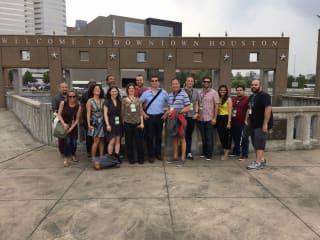 AIA Houston presents Buffalo Bayou Walking Tour
