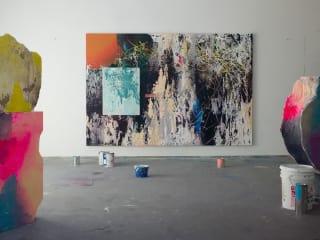 Goss-Michael Foundation presents José Parlá: Instincts