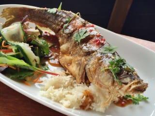 Thai food at Malai Kitchen