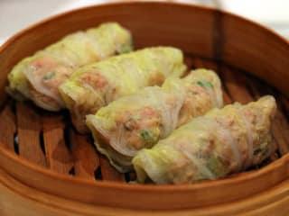 Dumplings at Royal China restaurant in Dallas