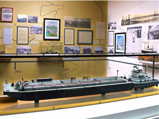 Houston Maritime Museum presents Houston's Story: From Bayou to Ship Channel