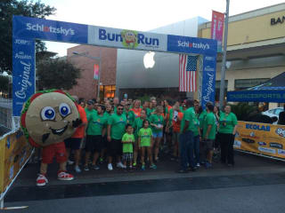 Schlotzky's 34th Annual Bun Run to Benefit JDRF