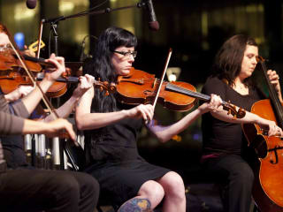 Discovery Green® presents The Fiddle Festival