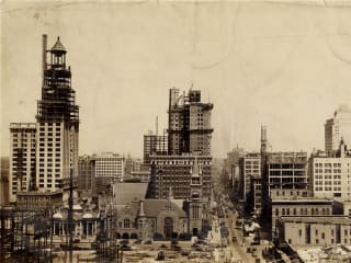 Architecture Center Houston Foundation and Preservation Houston present Houston: A Historical Narrative with Jim Parsons