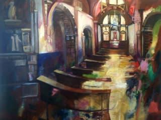 The Jung Center presents Lindsay Peyton