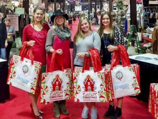 Chi Omega Christmas Market