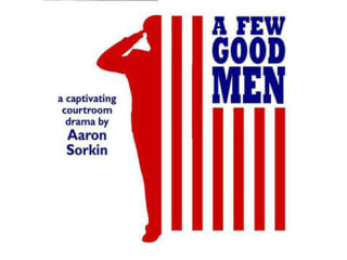 TexARTS presents A Few Good Men
