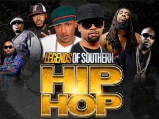 Legends of Southern Hip Hop
