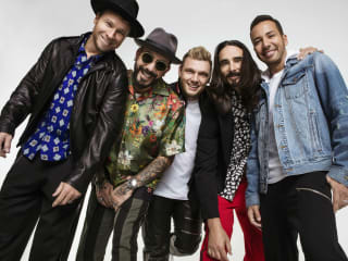 Backstreet Boys band