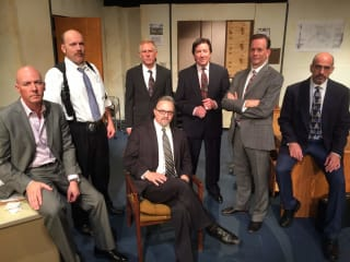 The City Theatre Austin presents Glengarry Glen Ross