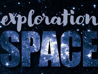 Frontiers of Flight Museum presents Exploration Space