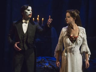 The Phantom of the Opera tour