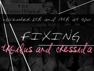 Rude Mechs presents Fixing Troilus and Cressida