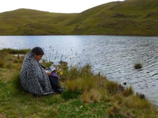 Visual Arts Center presents Focus Group: Daughter of the Lake (Hija de la laguna), 2015
