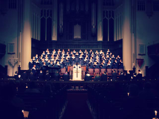 First United Methodist Church of Dallas presents 2016 Service of Light and Remembrance