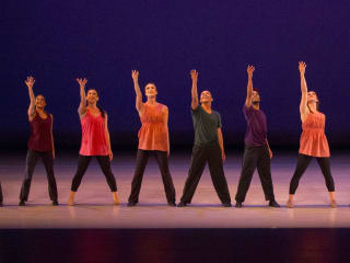 Met<i>dance</i> presents Reaching Out