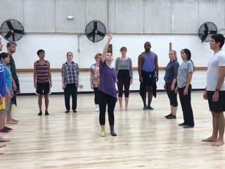 Danielle Georgiou Dance Group presents Swarm