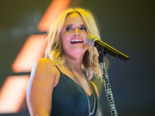 Miranda Lambert at Rodeo