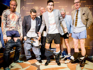 Cancer Below the Belt presents Shoes on, Pants off!