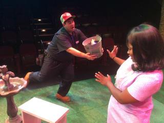 COM Community Theatre presents C.O.M. Wasn't Built in a Day