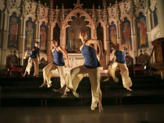 Bach Society Houston presents The Art of Fugue with Dance