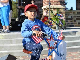 Bridgeland presents 6th Annual Veteran's Day Festival