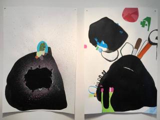 Mary Tomás Gallery presents Layered Tones