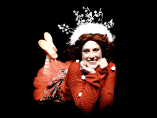 Main Street Theater presents Fancy Nancy Splendiferous Christmas