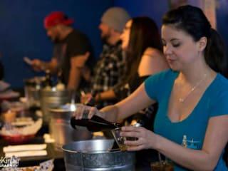 The Hangar presents Winter Craft Beer & Whiskey Tasting