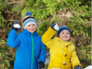 The Johnson Development Corporation presents Jordan Ranch Snow Fest