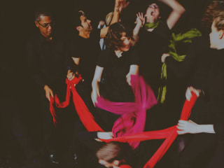 The Hideout Theatre presents The Untitled Avant-Garde Theater Project with a Really Long Title