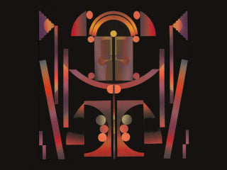 Geometric MADI Arcadia Salon presents Juergen Strunck