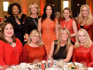 American Heart Association presents Dallas Go Red For Women Luncheon