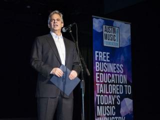 Austin Music Foundation presents Feel the Love