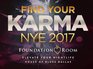 Foundation Room presents NYE 2017
