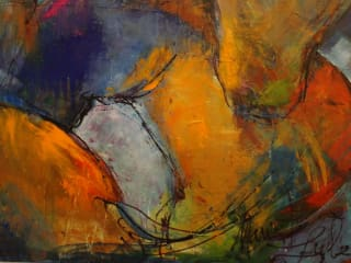 """Old Bakery and Emporium presents """"Dimensions of Color"""" opening reception"""